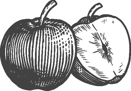 Melon au Pommeau de Normandie