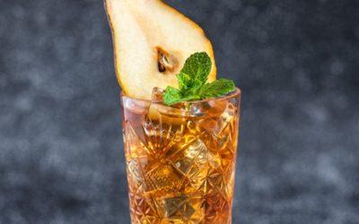 Cocktail «la passion du Manoir»